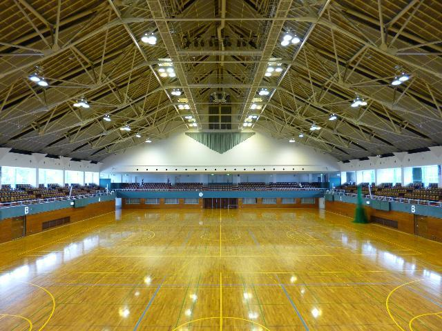 柏崎市総合体育館/柏崎市公式ホームページ